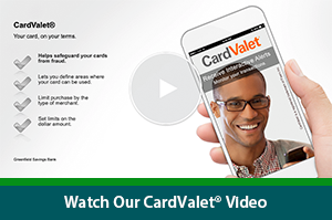 Watch our CardValet Video