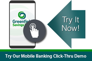 Try our Mobile Banking Click-Through Demo