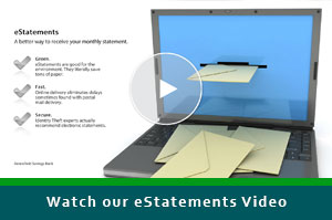 Watch our eStatements Video
